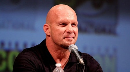 Stone Cold Steve Austin Height, Weight, Age, Body Statistics