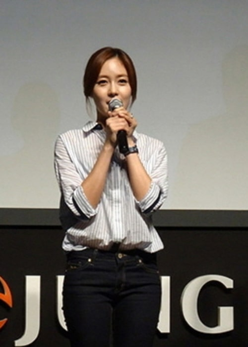 Sung Yu-ri as seen in a picture taken on August 26, 2013