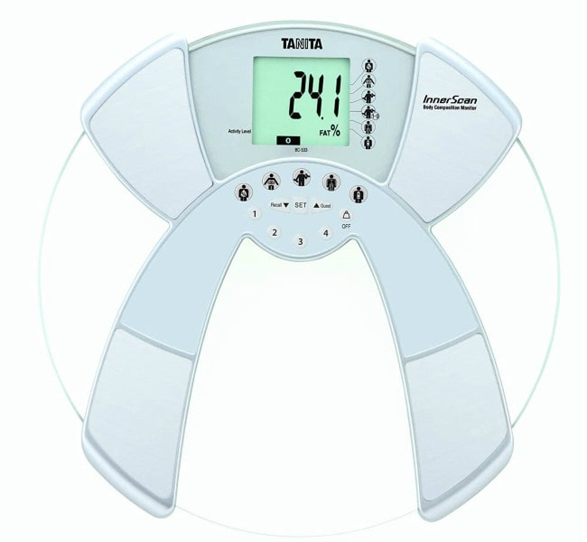 Tanita BC533 Weight Scale