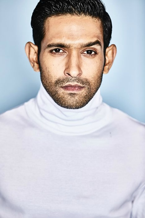 Vikrant Massey as seen in 2018