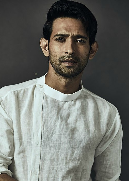 Vikrant Massey as seen in October 2018