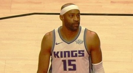 Vince Carter Height, Weight, Age, Body Statistics