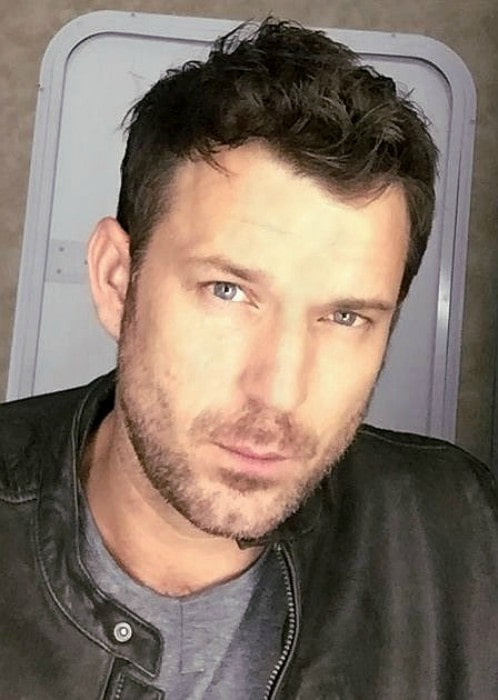 Wil Traval as seen in August 2016