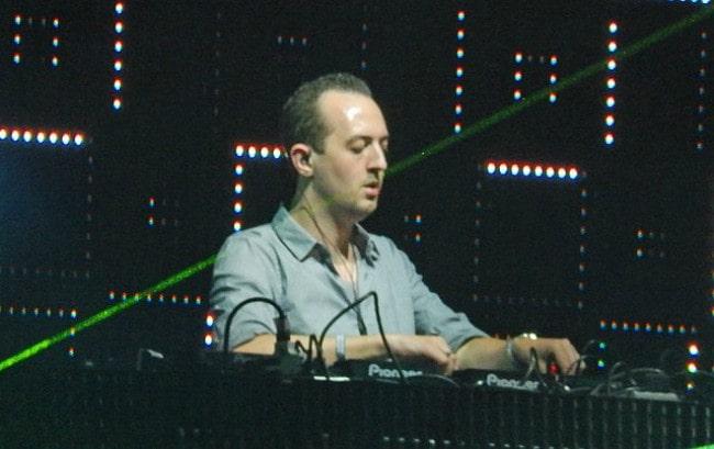 Wolfgang Gartner as seen in June 2013