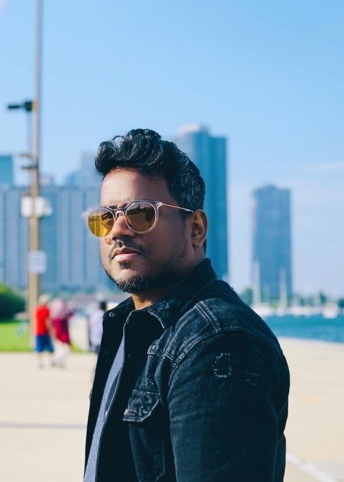 Yuvan Shankar Raja as seen in 2019