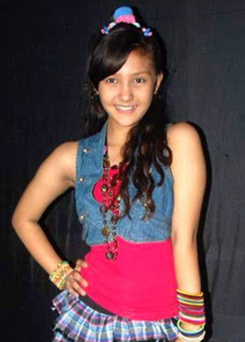 Aashika Bhatia as seen in a picture taken at the Sony TV launches TV serial 'Parvarish' on November 15, 2011