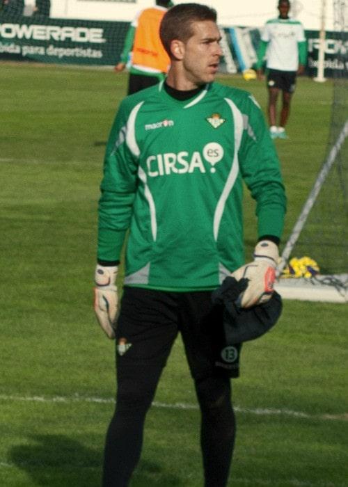 Adrián San Miguel as seen in January 2013