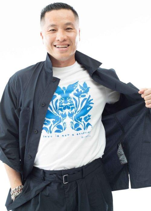 American designer Phillip Lim