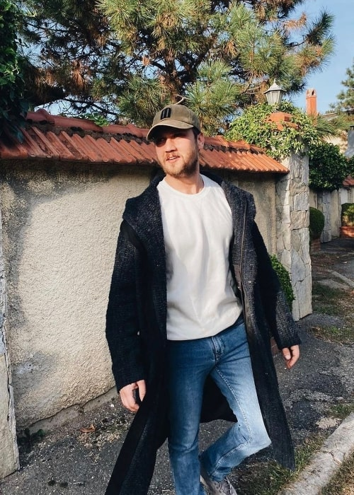Aras Bulut İynemli as seen in November 2019