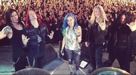 Arch Enemy Members, Tour, Information, Facts