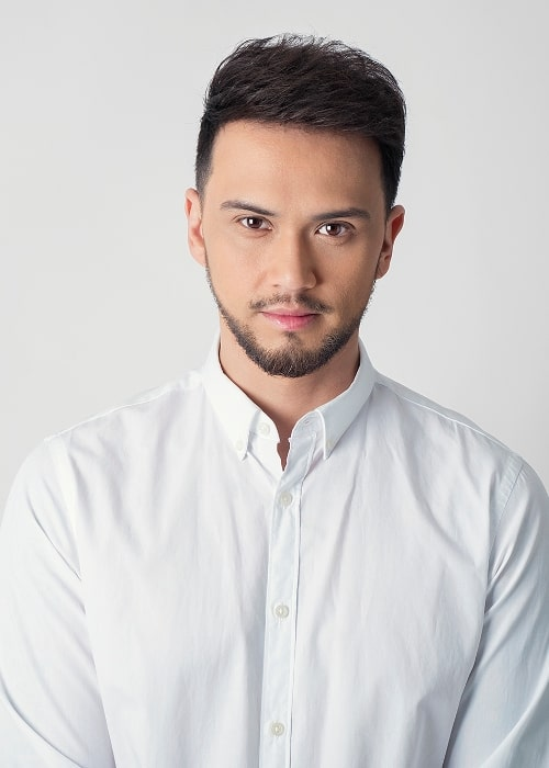 Billy Crawford as seen in January 2019
