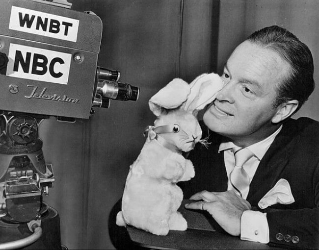 Bob Hope as seen in 1950