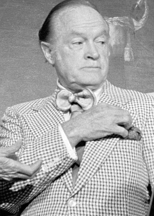 Bob Hope as seen in May 1978