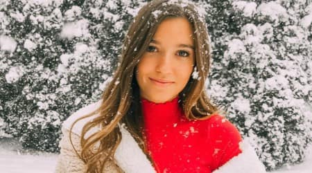 Brooke Didas Height, Weight, Age, Body Statistics
