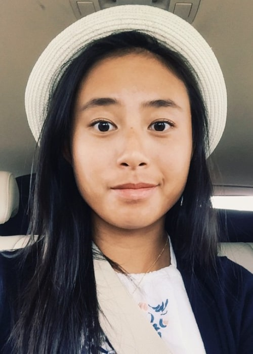 Carol Zhao as seen in an Instagram Post in July 2015