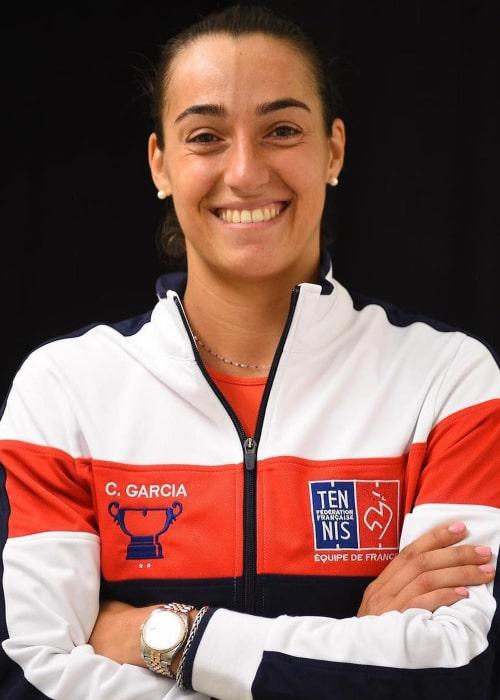 Caroline Garcia as seen in an Instagram Post in February 2019