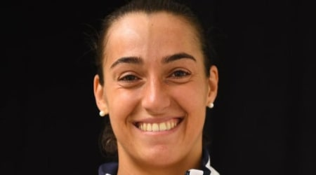 Caroline Garcia Height, Weight, Age, Body Statistics