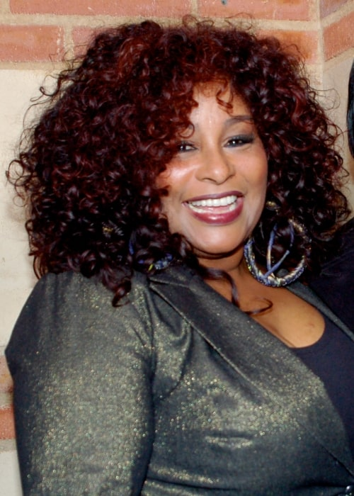 Chaka Khan as seen in a picture taken at a performance of The Hot Chocolate Nutcracker on December 11, 2010