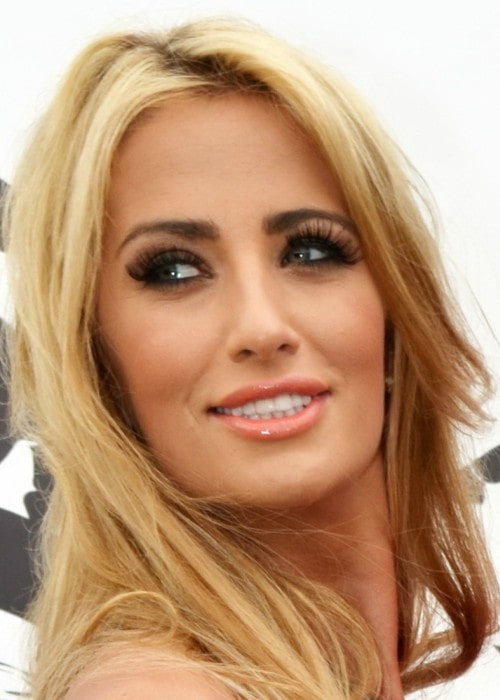 Chantelle Houghton attending The Duke of Essex Polo Trophy in July 2011