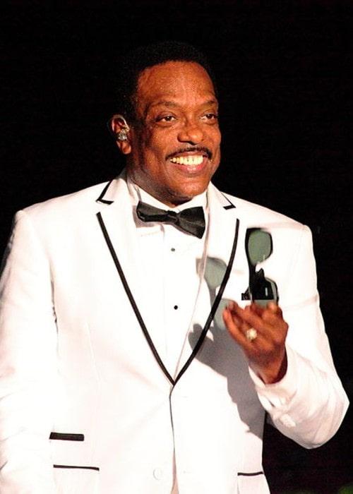 Charlie Wilson as seen in July 2013