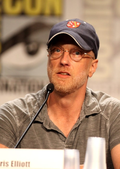Chris Elliot as seen in a picture taken at the 2011 San Diego Comic-Con International in San Diego, California. on July 22
