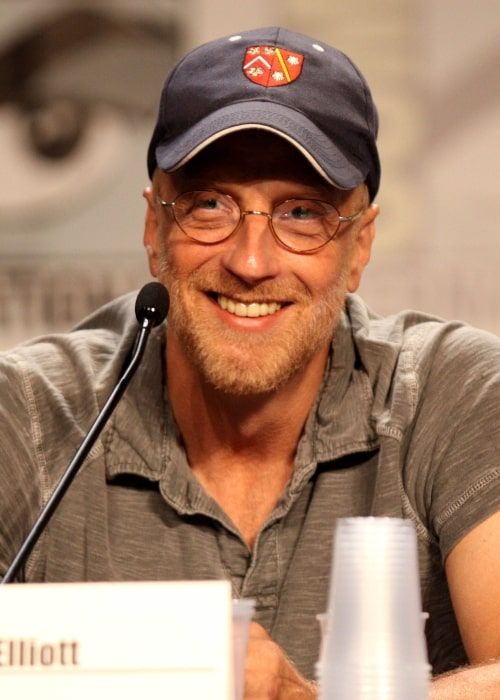 Chris Elliot as seen in a picture taken in at the 2011 Comic Con in San Diego on July 22