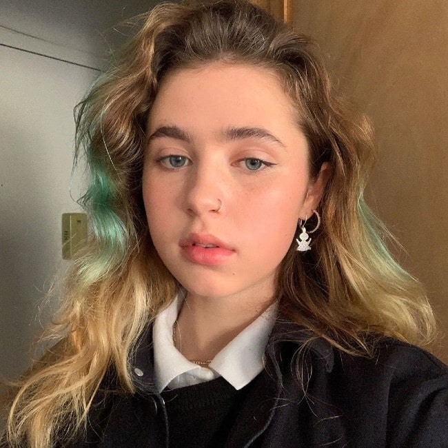 Clairo as seen in January 2020