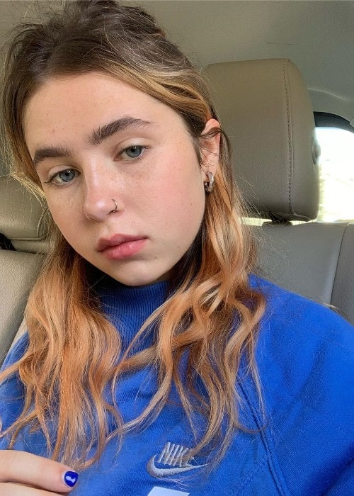 Clairo as seen in October 2019