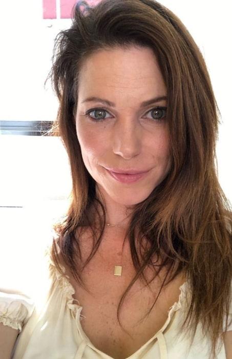 Courtney Henggeler taking a selfie in November 2019