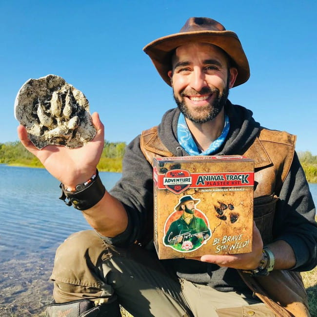 Coyote Peterson as seen in November 2019