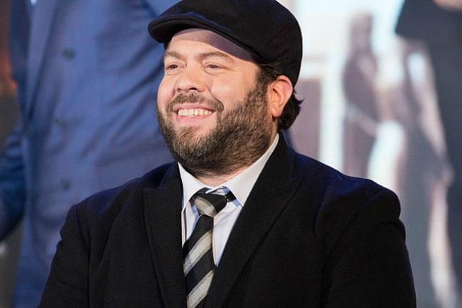 Dan Fogler as seen in November 2016