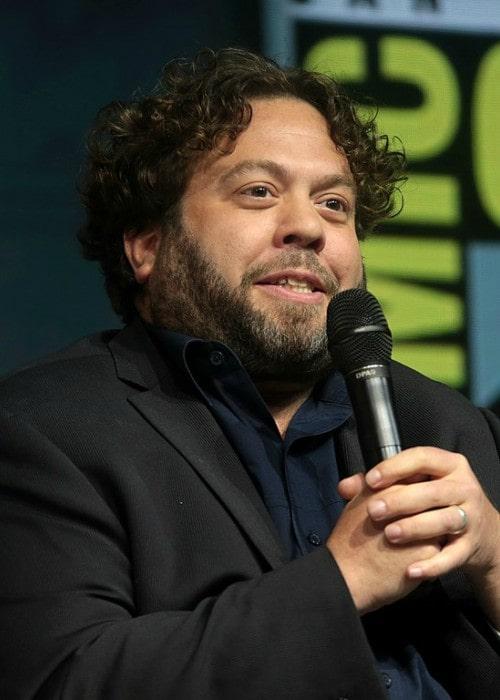 Dan Fogler at the 2018 San Diego Comic-Con International