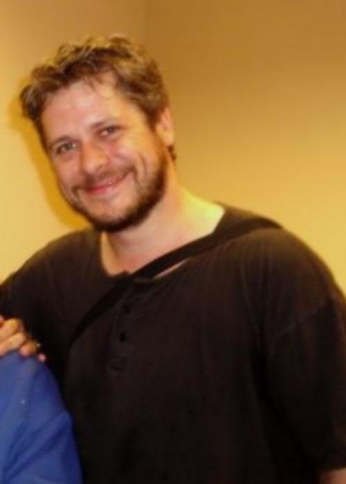 Dan Green as seen at Supernova expo in November 2005