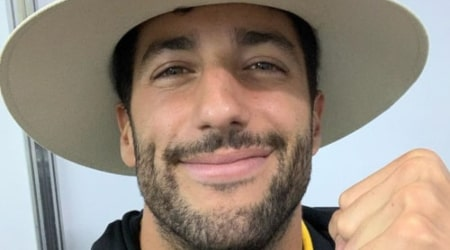 Daniel Ricciardo Height, Weight, Age, Body Statistics