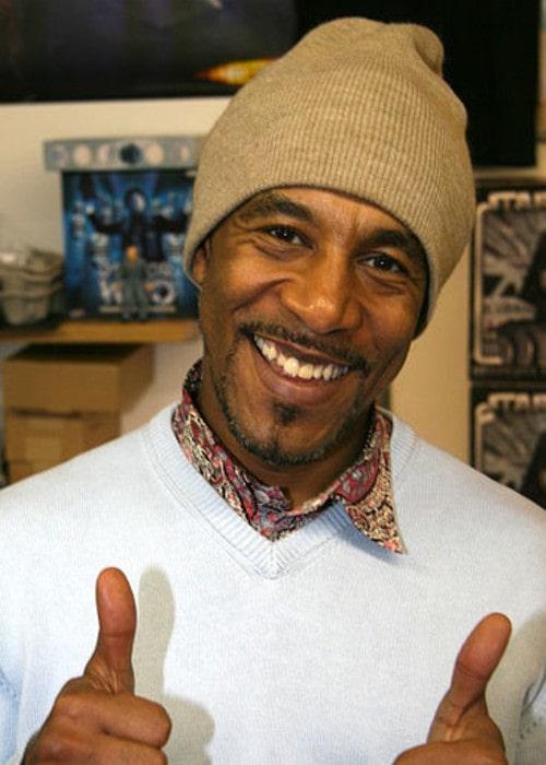 Danny John-Jules as seen in March 2008