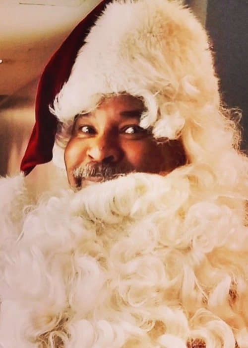 David Alan Grier as seen in a picture taken on the day of Christmas in December 2019