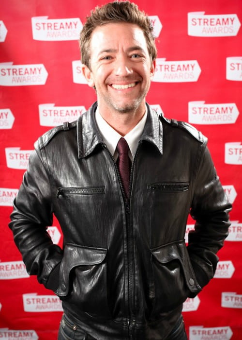 David Faustino at 2009 Streamy Awards