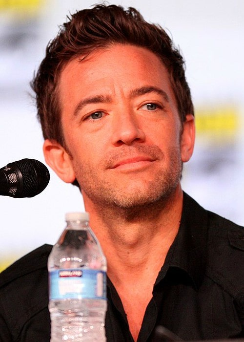 David Faustino at the 2012 Comic-Con in San Diego