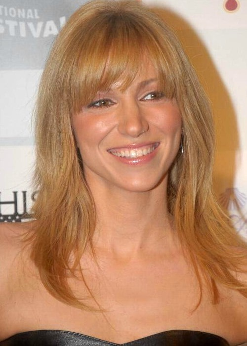 Debbie Gibson at the Cinema City Film Festival in February 2009