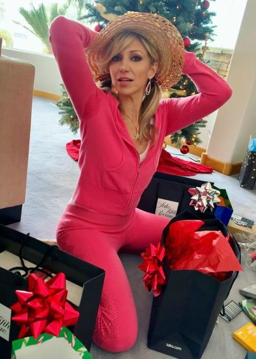 Debbie Gibson in an Instagram post in December 2019