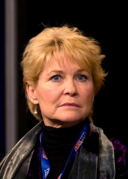 Dee Wallace as seen in a picture taken in April 2010
