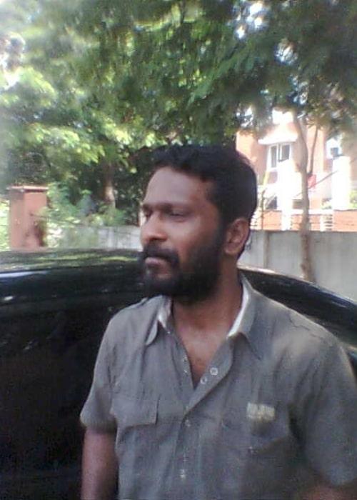 Director Vetrimaaran as seen in 2011