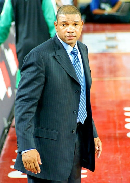 Doc Rivers as seen in October 2007