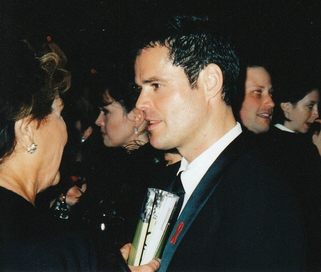 Donny Osmond at the 1998 Emmy Awards