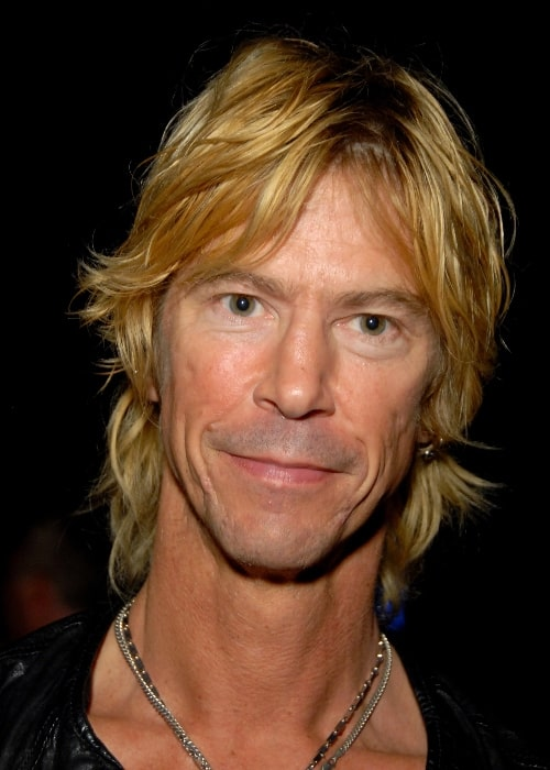 Duff McKagan as seen in West Hollywood, Los Angeles County, California, United States in March 2012