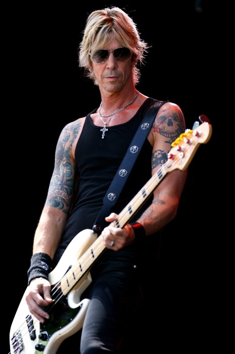Duff McKagan as seen while performing on the Alternastage of Rock im Park Festival 2014