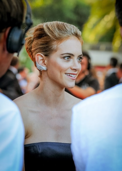 Emily Wickersham as seen in a picture taken in June 18, 2014