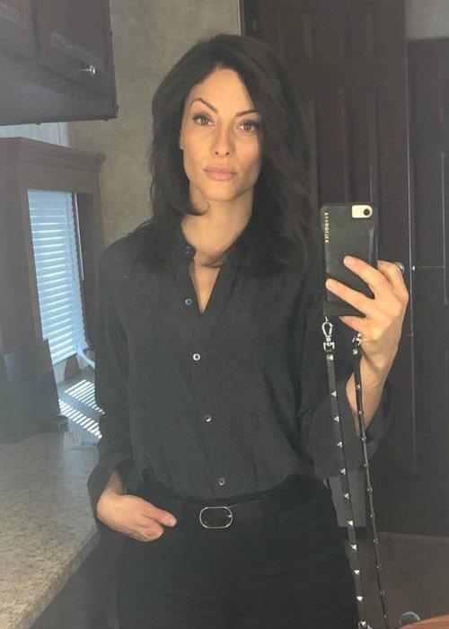 Erica Cerra in a selfie as seen in December 2019