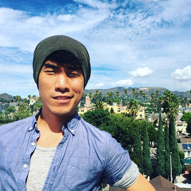 Eugene Lee Yang as seen in October 2015