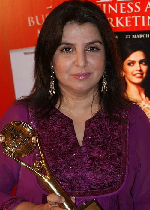 Farah Khan at the 4PS Advertising & Marketing Award